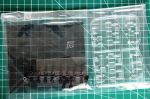 Tamiya M1A2 TUSK clear parts