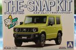 Aoshima Jimny snap kit