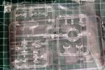Tamiya 1/72 Mosquito clear parts