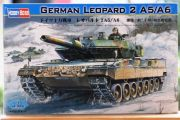 Hobbyboss Leopard 2A6 box